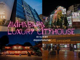 【NEW!】Akihabara Luxury City House 901
