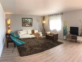 Au coeur de Nouméa, appartement spacieux avec vue Mer