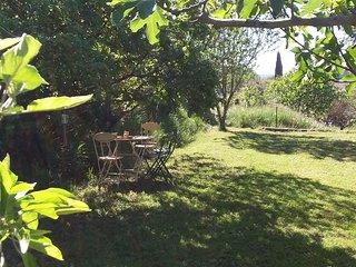 NEW!! 'L'AUTRE MAISON' COTIGNAC 'all inclusive' Confort Jardin Vue Magnifique
