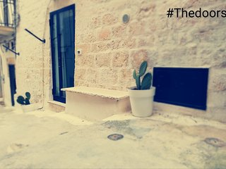 The Doors,Apulia, Ostuni,The White city, holidays.