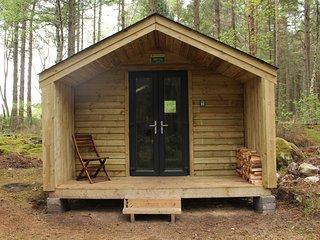 Wildwoodz Canins - Rowan Cabin