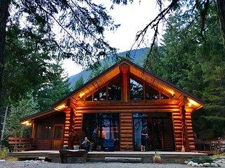 Joffre Creek Cabins - The Big Cabin