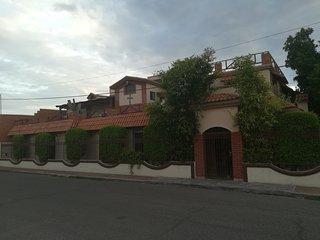 Casa Sofia Arte Mexicano en el Desierto de Sonora