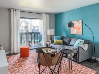1BR Apt in North Phoenix with Pool by WanderJaunt