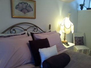 Lavender Rose Suite at The Serenity Inn