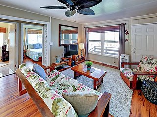 New Dates Available! Dreamy Island Getaway at Turtle Cabana - Steps to Beach