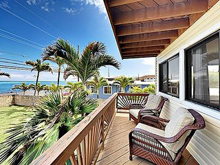 """New Dates Available! """"Pineapple House"""" - Gorgeous Ocean-View 2-Unit Getaway"""
