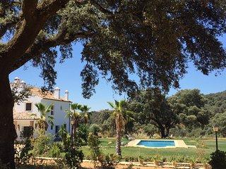 Finca las Encinas - Finca der immergrünen Eichen