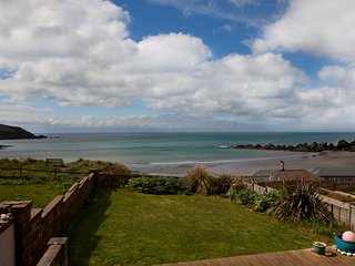Pentillie - Cosy seaside bungalow on the beach in Challaborough