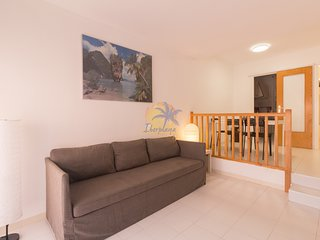 Apartment 5 pax located at 425mts. From the beach of Llevant (Salou).