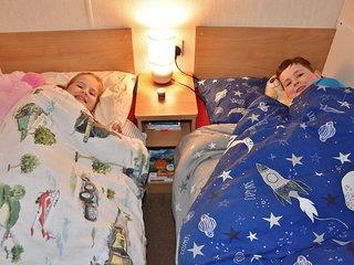 3 Bedroom Holiday Home (Static Caravan)