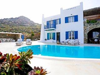 Blue Ivi villa