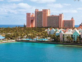 Thanksgiving Week in Harbourside Resort at Atlantis