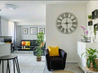 Bel appartement proche Gare Rer et 30min de Paris