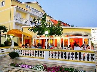 Edificio, Restaurante, Hotel, Resort, Banister