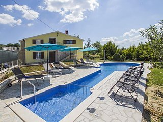 Villa Vema in Labin, Croatia