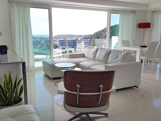 2BR Sea View Modern Apartment in Kata
