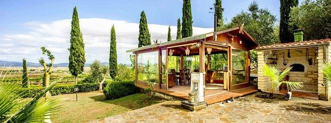 Villa Portalcolle_Castiglione della Pescaia_2
