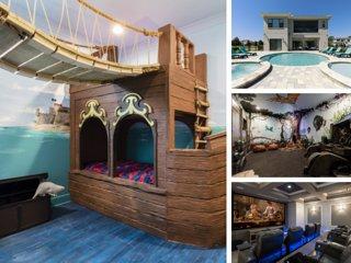 W288- 7 Br Luxury Villa With Fun Avatar Playroom