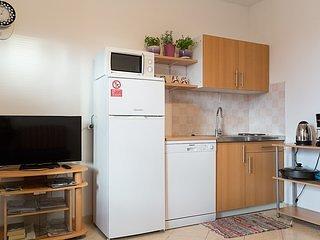 Binnenshuis, Ramen, Screen, Keuken