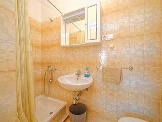 Ambientazione interna, Camera, Bagno, lavabo, vasca