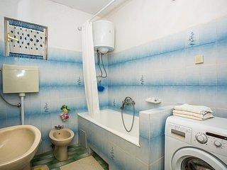 Binnenshuis, wasmachine, bad, kamer, Sink
