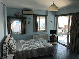 TG Studio w/ private 100sqm sea view terrace