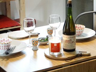 La Maison du Palefrenier by Le Clos Poulain Gîte Lucie