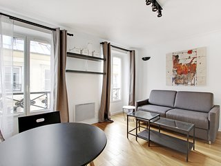 28sqm one-bedroom in Batignolles #9