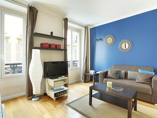 28sqm one-bedroom in Batignolles #5