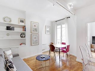 Long Term - 1 bedroom 48sqm, Rue de Buci Paris 6e