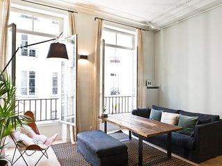 Middle Term - 1 bedroom 50qm, Rue d'Aboukir Paris 2e