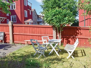 Awesome home in Vimmerby w/ WiFi and 1 Bedrooms