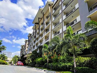 Cozy Resort-style 2BR with Balcony Condo Unit in Levina Place Pasig