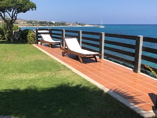 Villa sul Mare , ampio giardino , barbecue