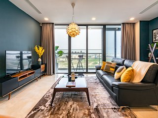 Saigon Luxury Sub-Penthouse with Amazing View in District 1