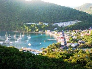 Exceptionnelle vue mer et foret tropicale ... Villa Nature Bay Deshaies
