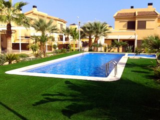 Two bedroom Townhouse in Lomas De Cabo Roig