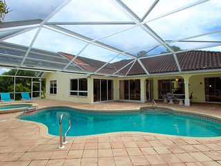 Villa Banyan - Beautiful Floridian Pool/Spa Home