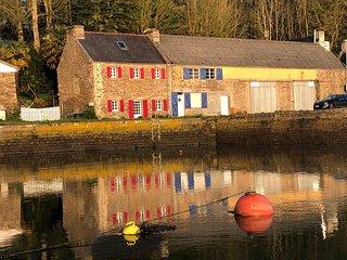 Maison de pêcheur au coeur des abers