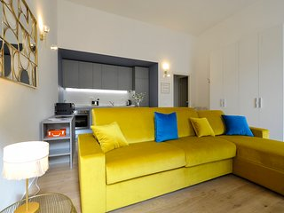 Bright studio apartment in the heart of Milan, Foro Buonaparte