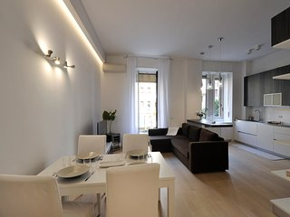 New 2 bedroom apartment in Porta Romana, Milan