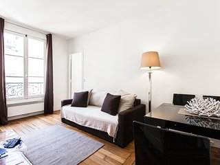 Cozy 1bdr apartment in the 10° arrondissement