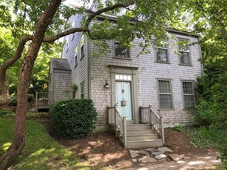 Charming home on a lovely lane, a 10 minute walk to Main Street
