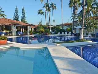2 Outdoor Pools + Wading Pools | Rustic Villa Suite in Paradise