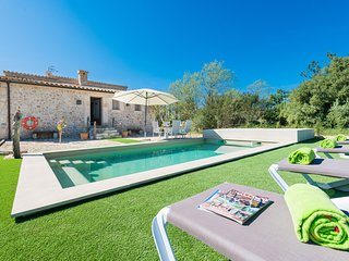 SON FERRAGUT - Villa for 4 people in Sa Pobla