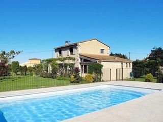 Ferienhaus mit Pool (ROG110)