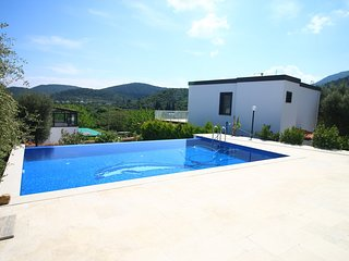 Bodrum Golturbuku Summer Villa with Private swimming Pool