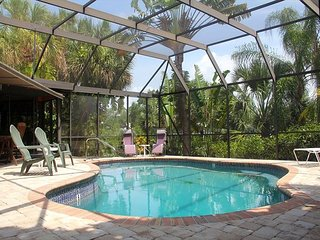 Tropical Gem on Water - 4 Season Appeal, Lift, Heated Pool, & Gulf Access