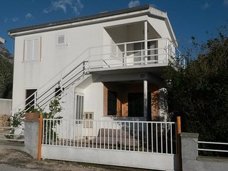 Two bedroom apartment Seline (Paklenica) (A-17115-a)